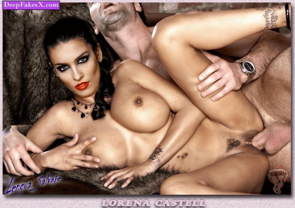 fotos lorena castell desnuda follando deepfake