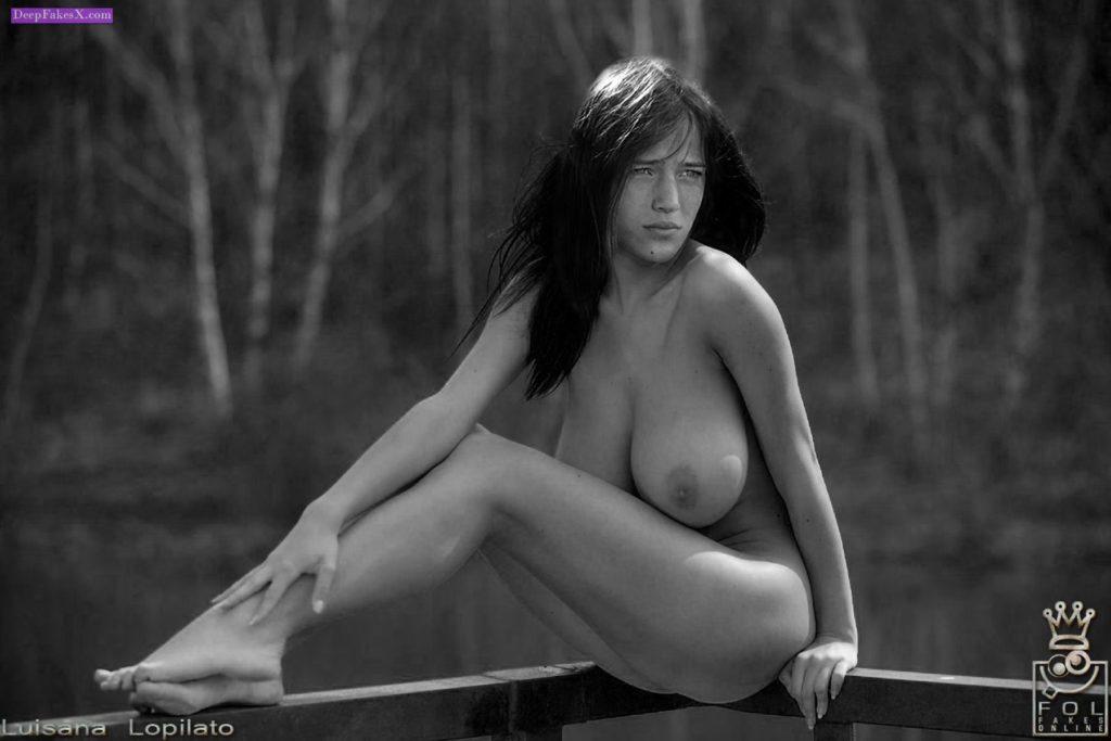 fotos luisana lopilato desnuda tetas grandes deepfakes