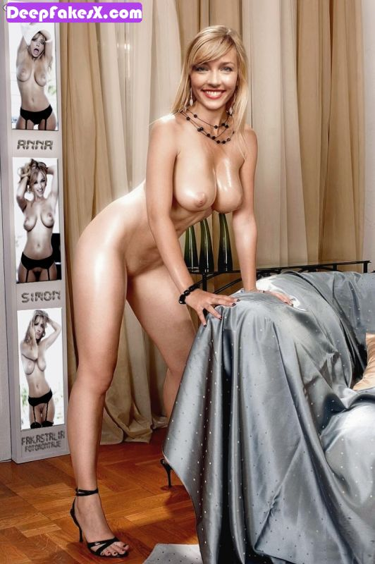 fotos anna simon desnuda en su habitacion deepfakes