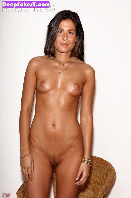 fotos nuria roca desnuda y morena deepfakes